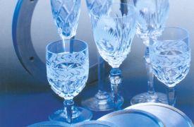 Izbor dijamantskih brusnih alata za brušenje kristalnog stakla